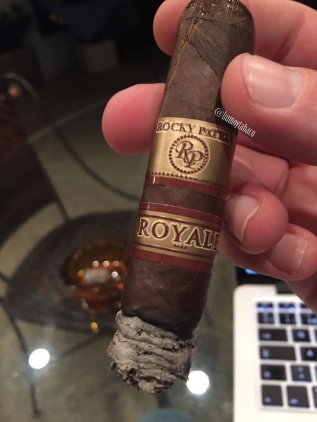 Rocky Patel - Royale 04