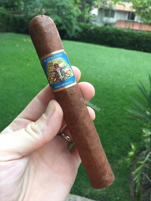 Foundation Cigar - El Güegüense 01