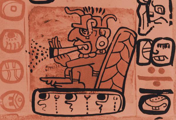 mayas tabaco