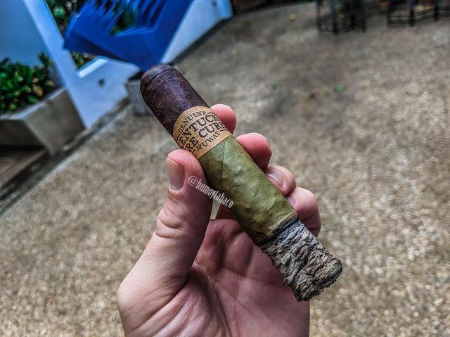 Drew Estate - Kentucky Fire Cured Swamp Thang 03