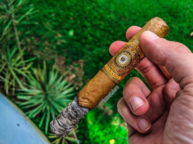 Perdomo - Habano Bourbon Barrel-Aged Connecticut Gordo 04