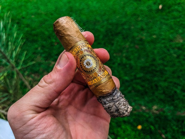 Perdomo - Habano Bourbon Barrel-Aged Connecticut Gordo 06