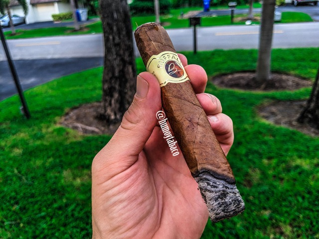 Buffalo - Box Press Habano 03