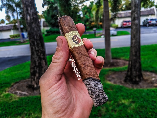 Buffalo - Box Press Habano 04
