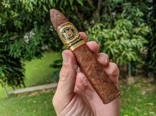 Arturo Fuente - Don Carlos Eye of the Shark 01