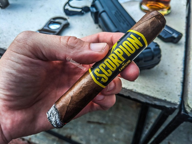 Camacho - Scorpion Sun Grown 02