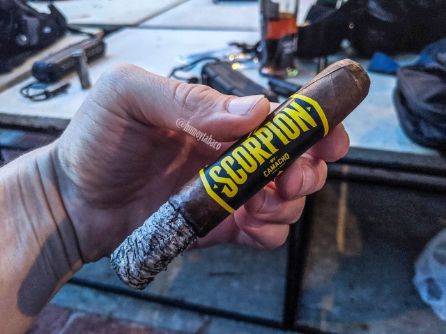 Camacho - Scorpion Sun Grown 03