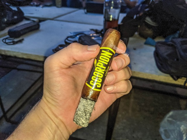 Camacho - Scorpion Sun Grown 04