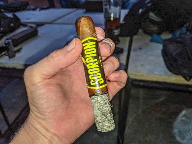 Camacho - Scorpion Sun Grown 05