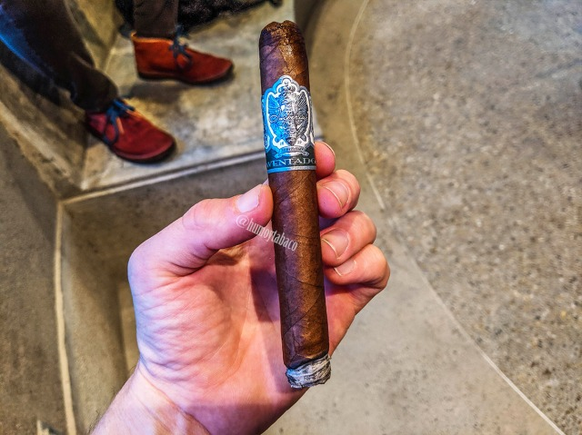 MLB Cigar Ventures - Imperia Aventador 02