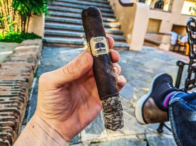 Foundation Cigar - Charter Oak 03
