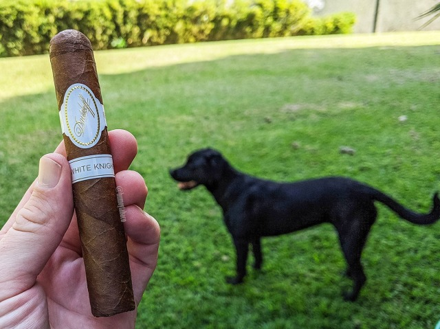 Davidoff - White Knight 01